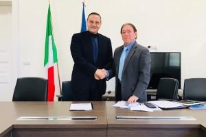 Firma del Protocollo d'Intesa  Roma 17/12/2019